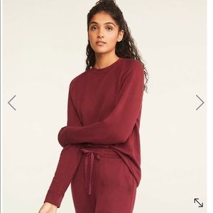 Lou & Grey Signature Soft Top French Burgundy S